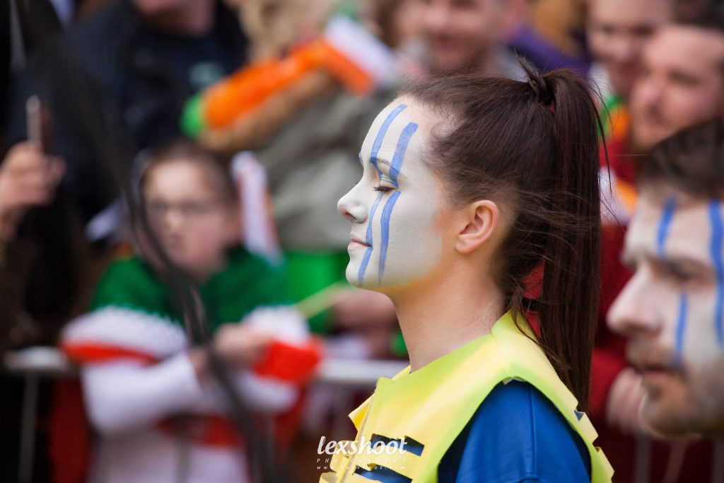 Faces of Saint Patrick's Day Parade 2016